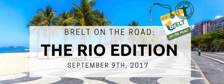 BrELT on the Road in Rio – PartI