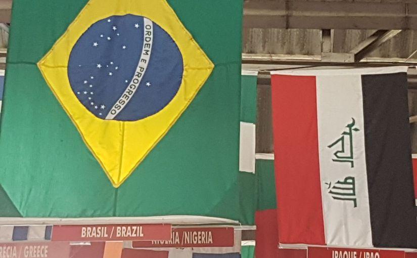 English as a Lingua Franca: A case between Brazil andIraq
