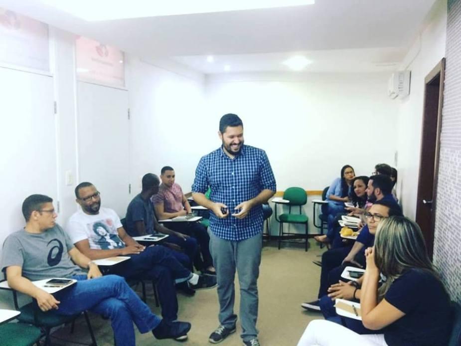 Staff Training Salvador
