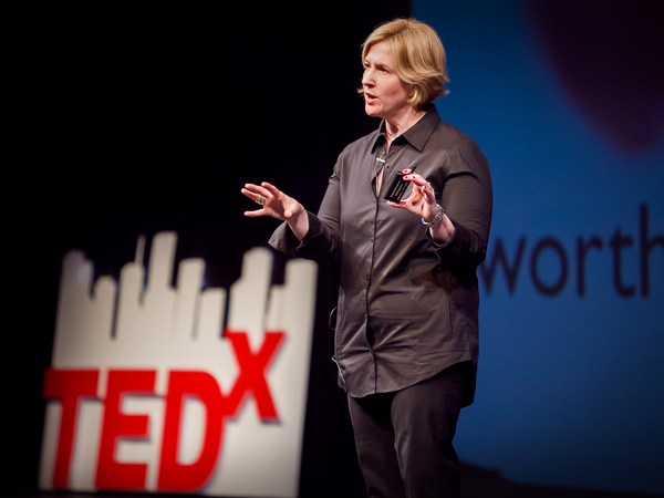 Brené Brown, vulnerability and courage: why we should step out of our comfort zone and beseen