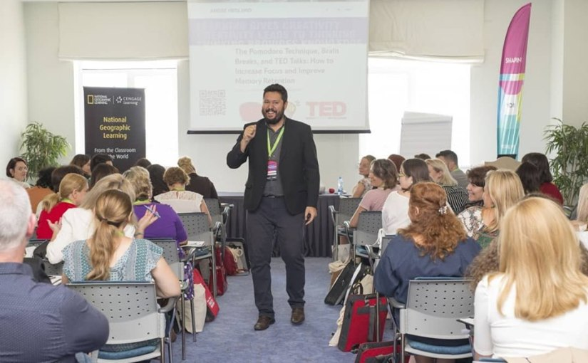 The Art of Presenting: Tips on how to deliver impacting presentations (andlessons)