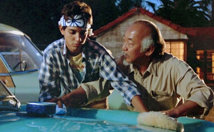 Wax On, Wax Off: Karate Kid's Lesson AboutDrilling